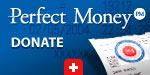 PerfectMoney-высокое качество сервиса в работе с электронными финансами,безопасность.